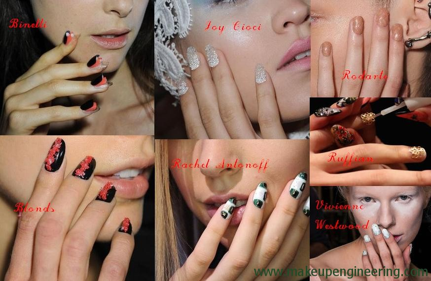 Nail trends spring 2013 09