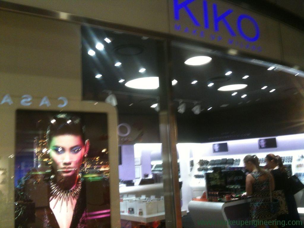 Barcelona shopping 0007 kiko