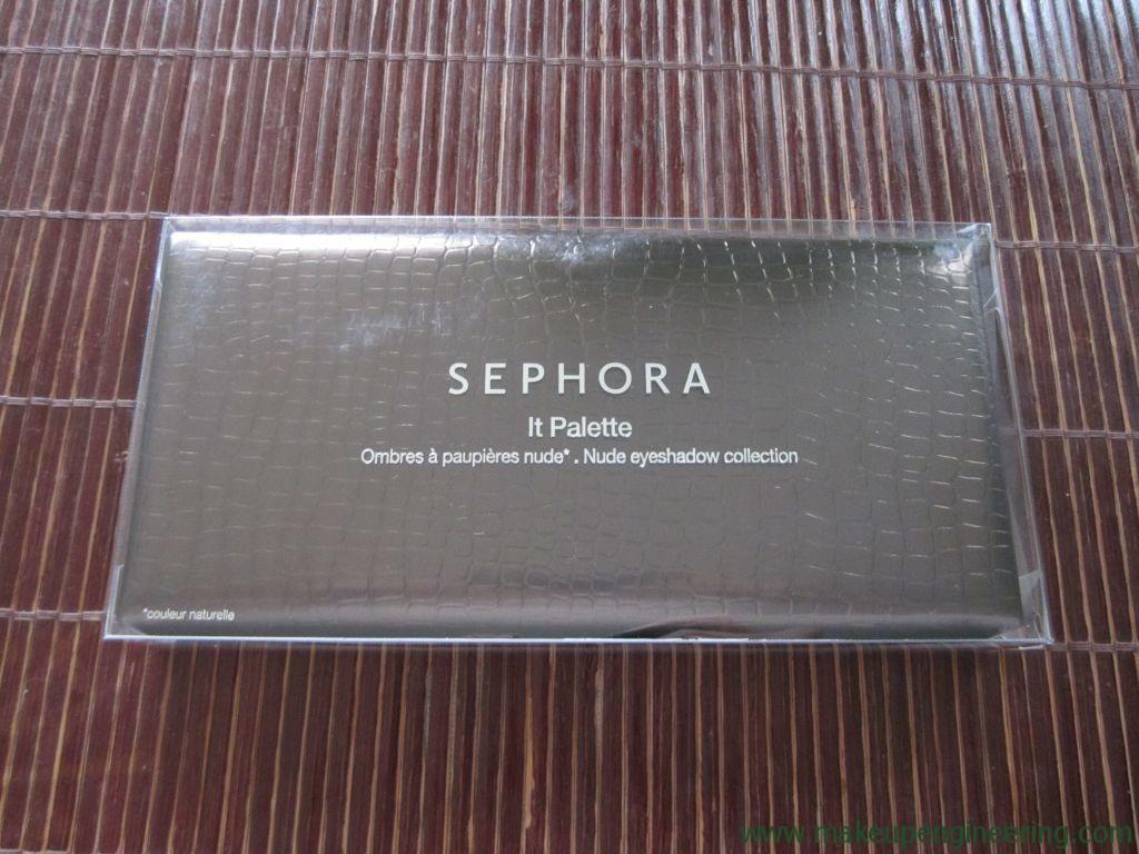 Sephora IT Palette Nude 01