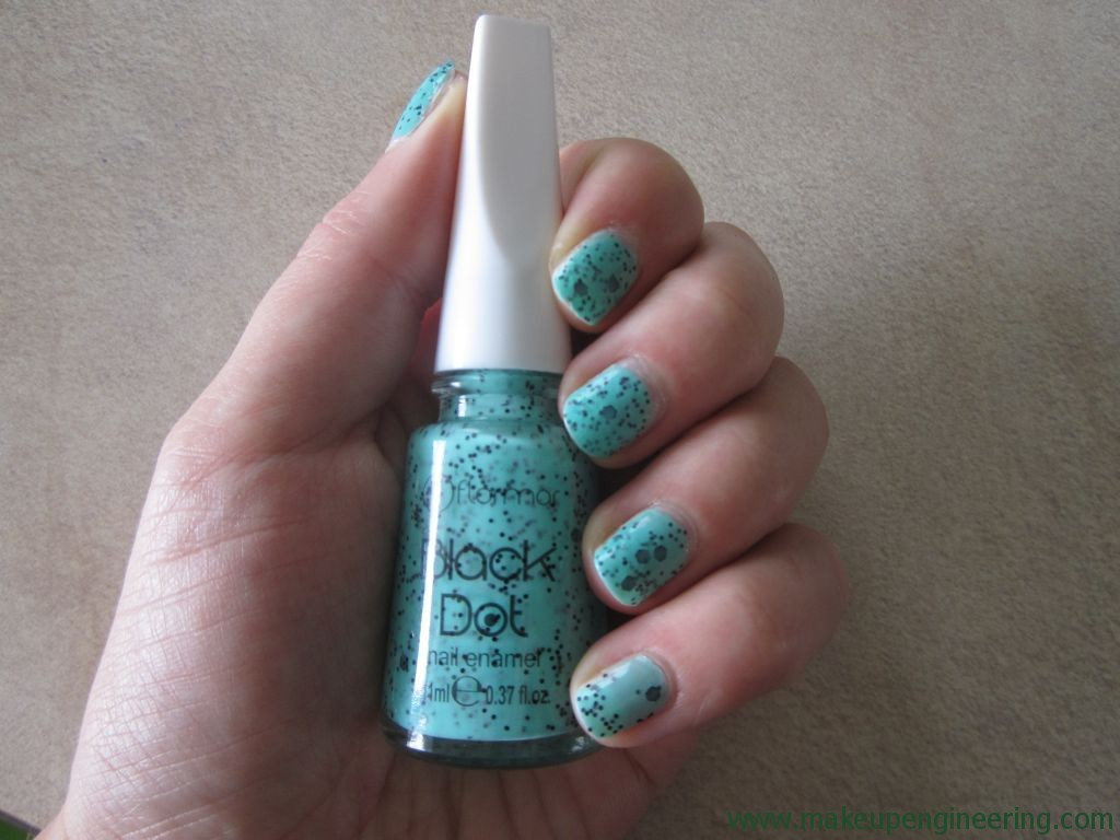 flormar nail polish dot 2