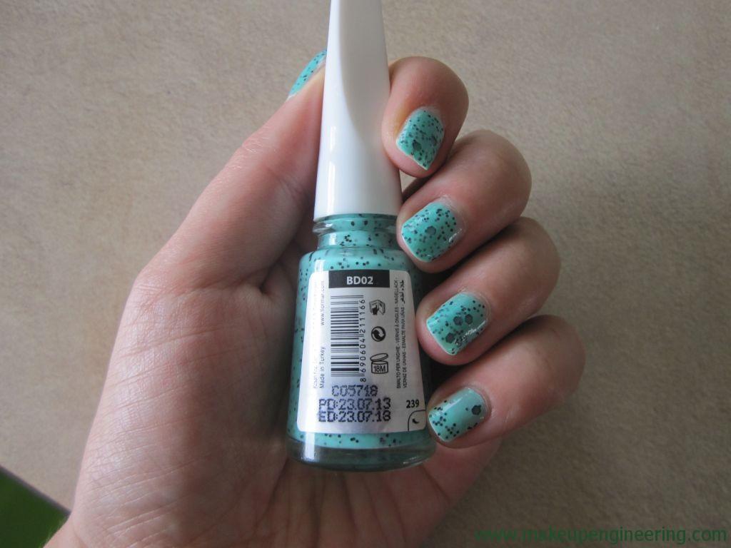 flormar nail polish dot 3
