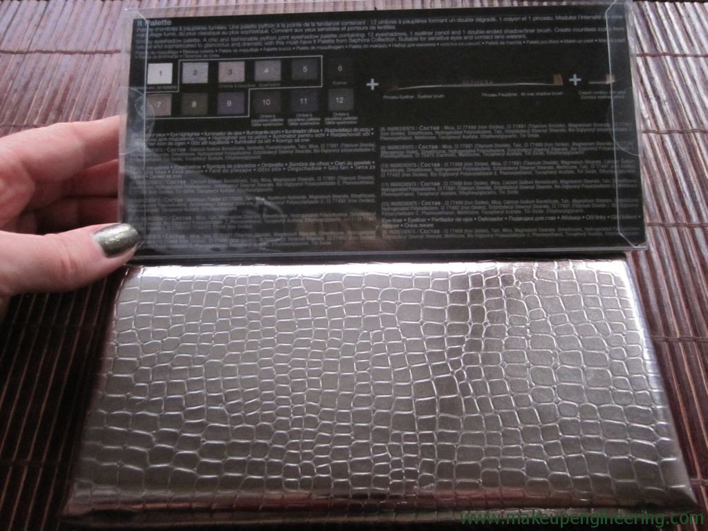 Sephora IT Palette Smoky 02