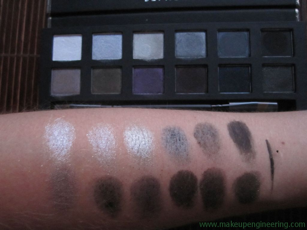 Sephora IT Palette Smoky 12