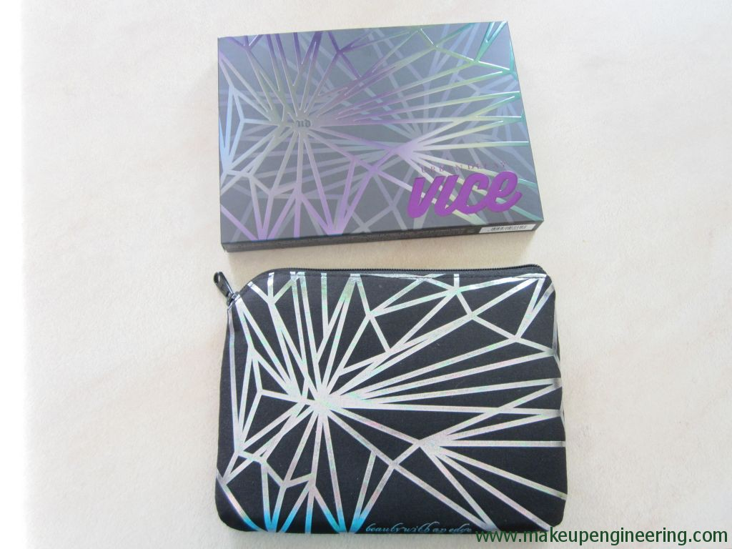 Urban Decay Vice4 Palette 001