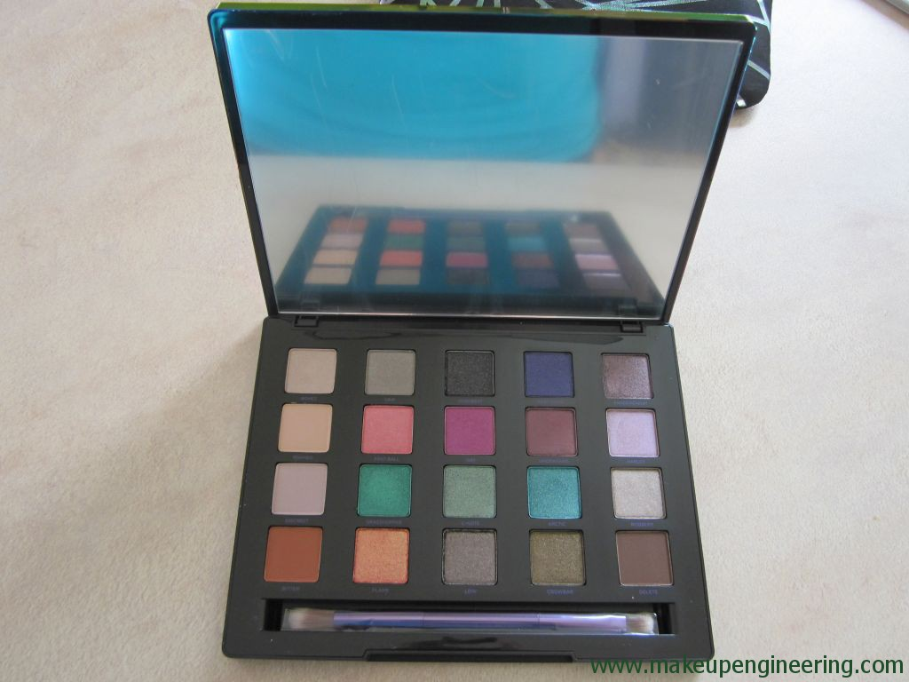 Urban Decay Vice4 Palette 013