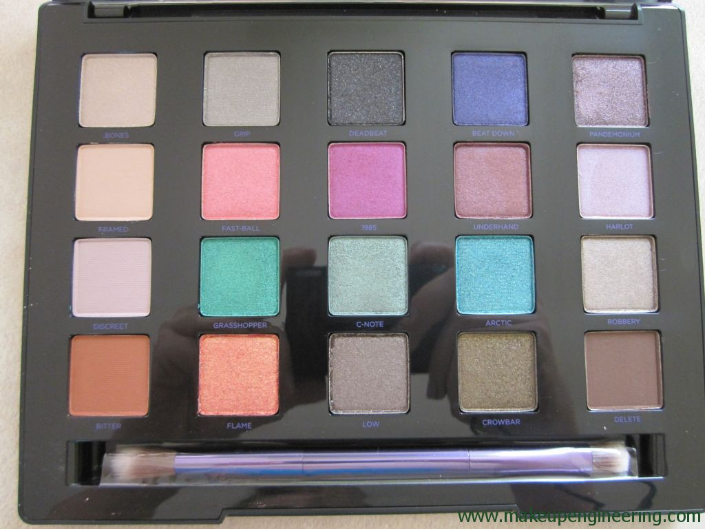 Urban Decay Vice4 Palette 014