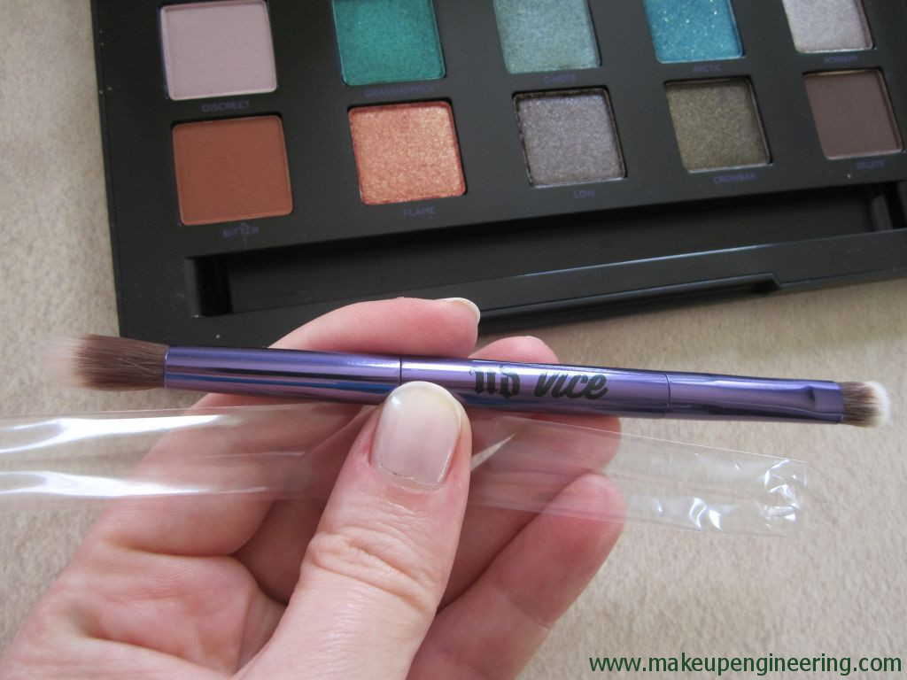 Urban Decay Vice4 Palette 016