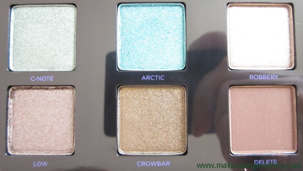 Urban Decay Vice4 Palette 025