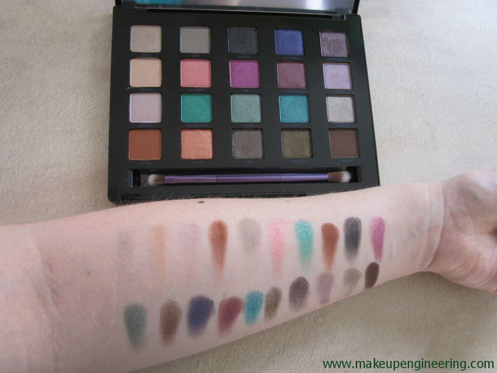 Urban Decay Vice4 Palette 026