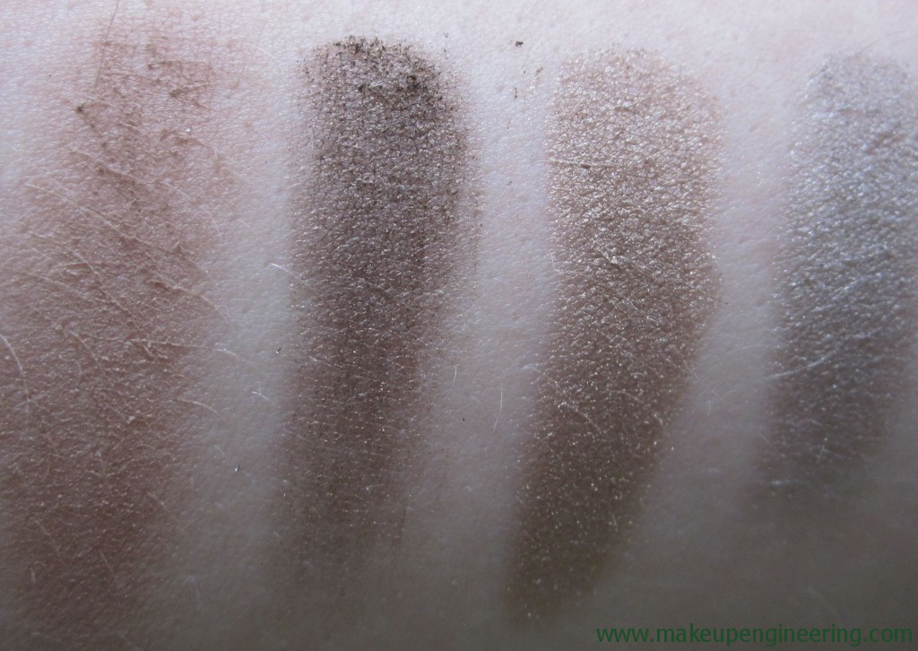 Lovely Paleta Dark Nude 010