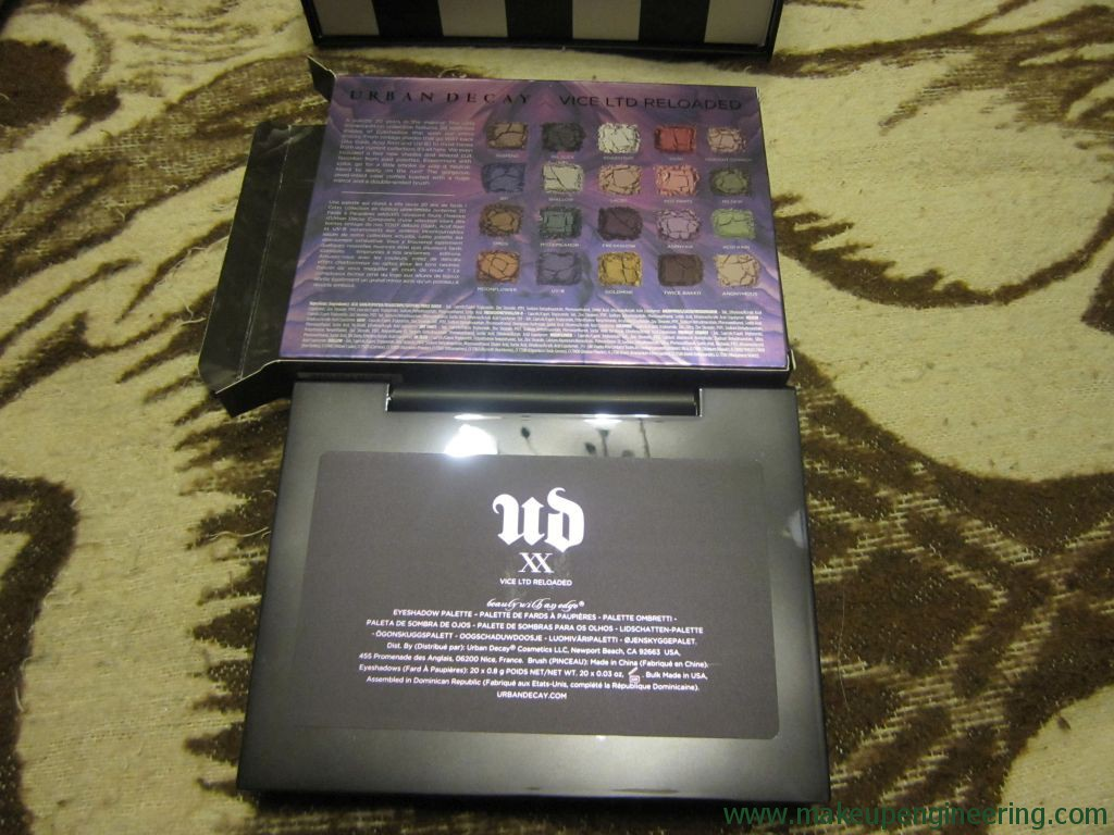 UD XX Vice LTD Reloaded 012