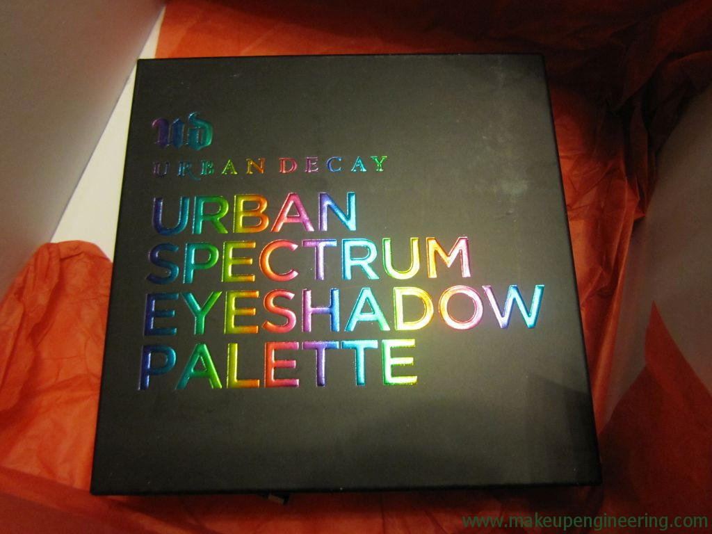 Urban Decay Spectrum Palette 003