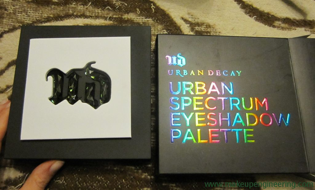 Urban Decay Spectrum Palette 004